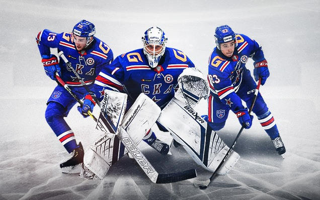 SKA wishes luck to Yakov Trenin, Dmitry Zavgorodniy and Mikhail Berdin