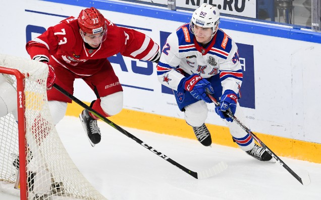 Vityaz - SKA. Introducing the opponents